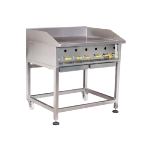 Heavy Duty Solid Top Griller