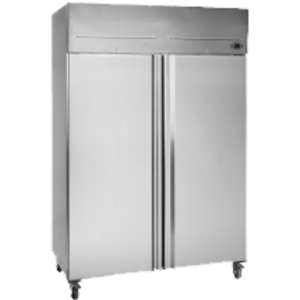 JUST Beverage Cooler – Stainless Steel Upright Freezer