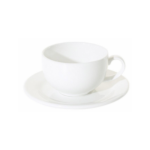Prima Cappuccino Cup and Double Well Saucer