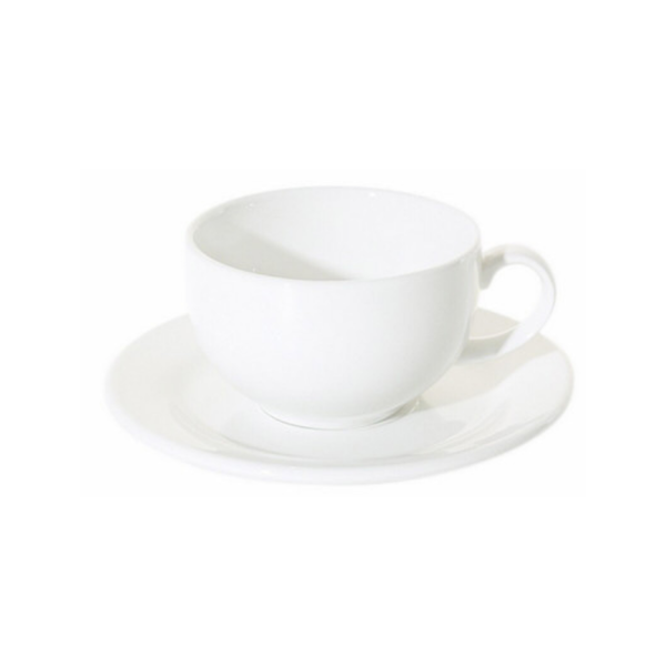 Prima Cappuccino Cup ad Double Well Saucer