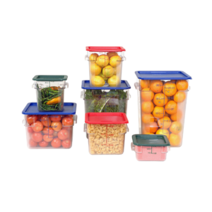 Polycarbonate Storage Containers
